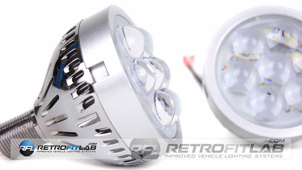 Aharon Bi-LED Fernlicht Projektor - Fernlicht+Tagfahrtlicht