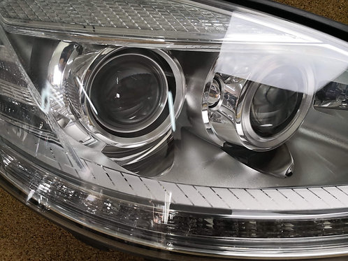 Reflektortausch (Xenon) - Mercedes