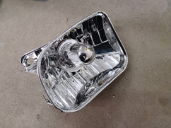 Foncsorozás - motor reflektor