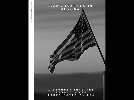 Preview of the book Fear & Loathing in America.
