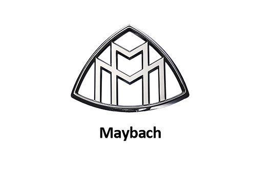 Maybach fényszóró átalakítás EU szabványra