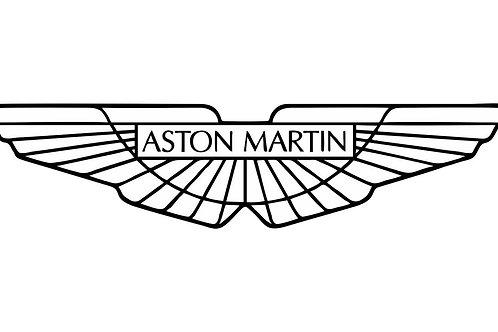 Aston Martin fényszóró átalakítás EU szabványra