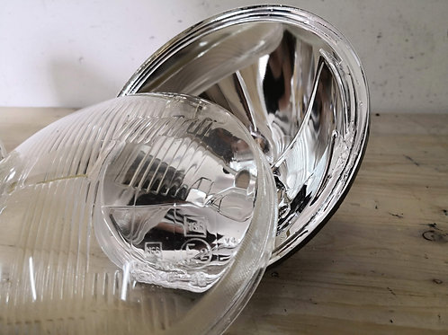 Glas demontieren - montieren (Oldtimer)