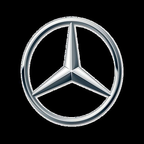 Mercedes Scheinwerfer Umbau auf Rechtsverkehr
