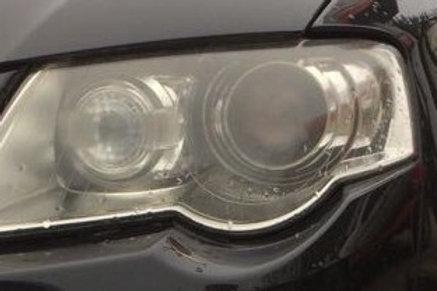 Reflektortausch (Xenon) - Volkswagen