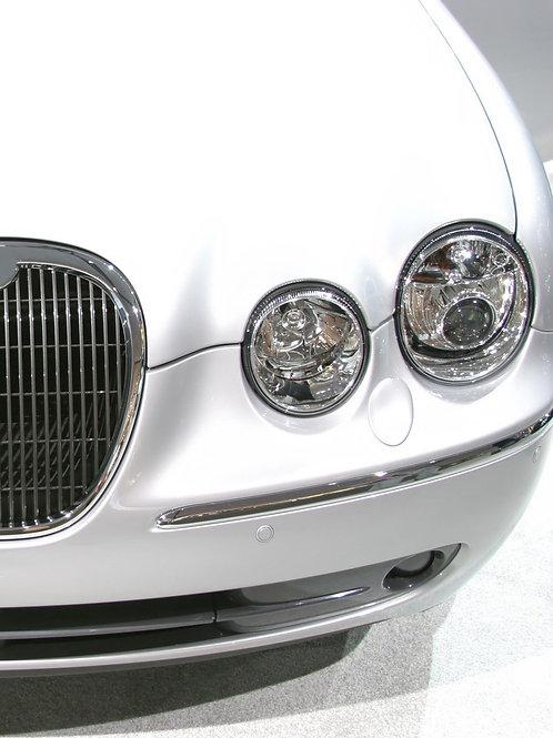 Scheinwerfer Innenreinigung - Jaguar
