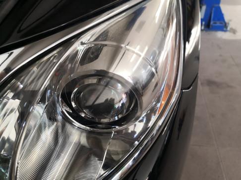 Lexus nachher