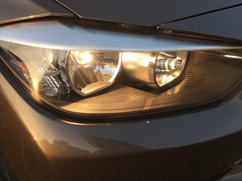 Scheinwerfer Innenreinigung - BMW