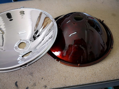 Cadillac fényszóró foncsorozás