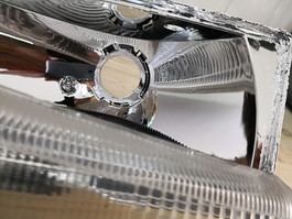 Chrysler Voyager fényszóró komplett javítás