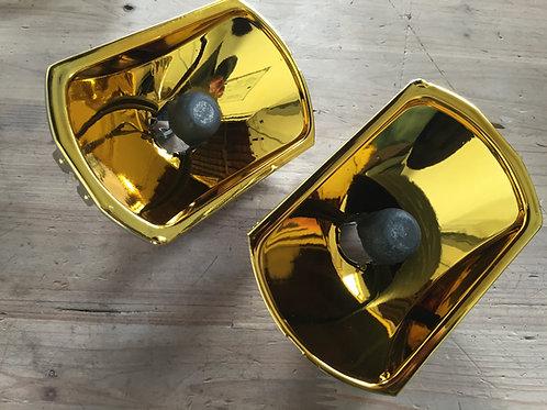 Neuverspiegelung - Gelb/Schwarz