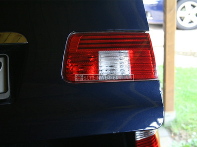 BMW E39 nachher