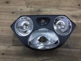 Aprilia RSV Mille Me - foncsorozás - motor reflektor