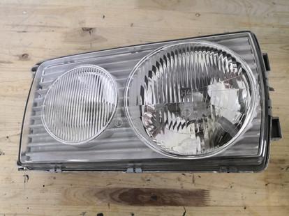 Mercedes fényszóró komplett javítás