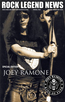 Featuriing Joey Ramone, The Ramones