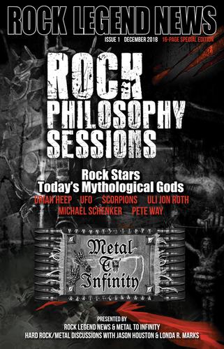 December 2018 Rock Philosophy Sessions