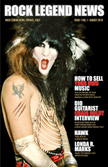 July 2016 Featuring How to Sell Your Own Music