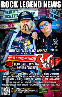 August 2019 Featuring Reality CheckTV