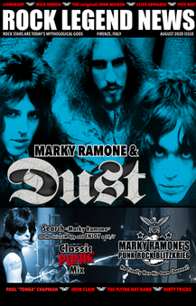 Dust and Marky Ramone