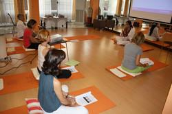 Study workshop on Yoga