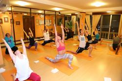 Vinyasa Yoga.... Go with the Flow