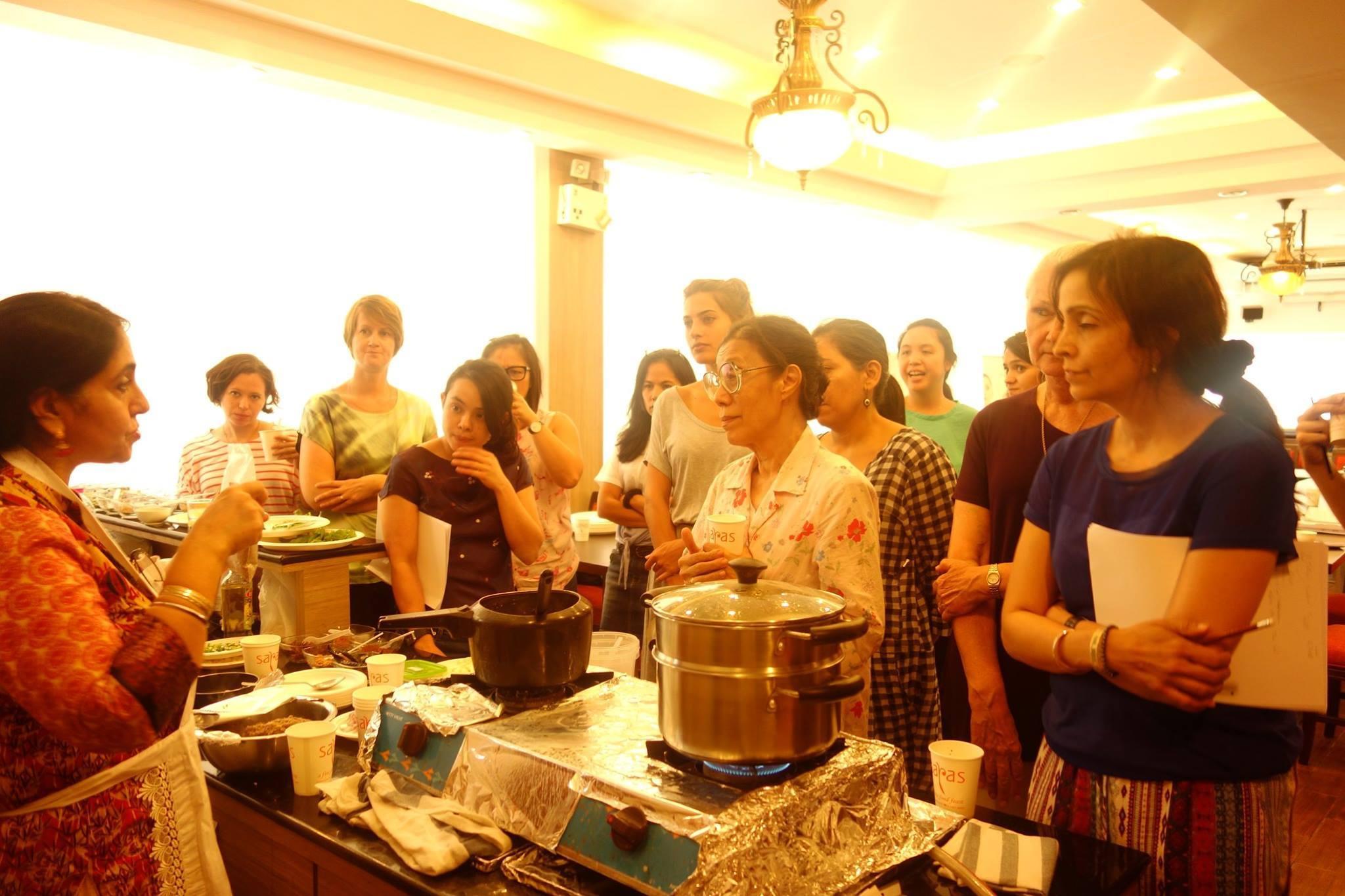 Ayurvedic Cooking Workshop