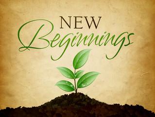 Begin Again!