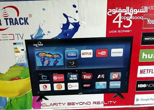 Téléviseur STAR TRACK LED 32 Pouce HD 1080
