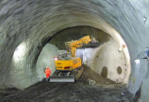 Crossrail SCL tunnel civil engineering consultant