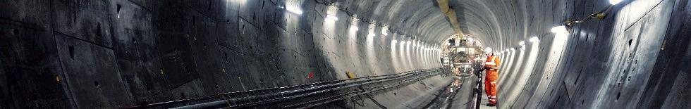 Tunnel engineering TBM Victoria