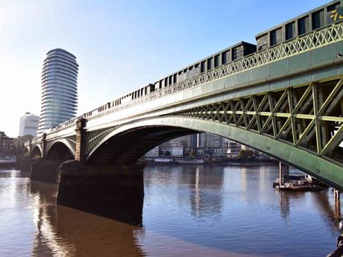 Leading the way with UAV, Bridge Surveys