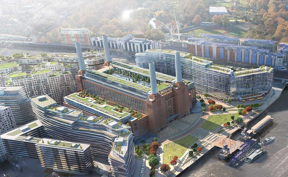 Battersea Station Development