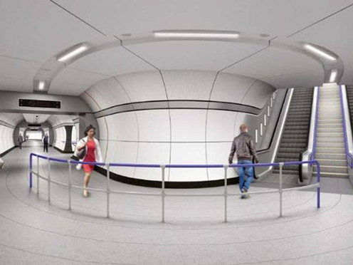 Bakerloo Line link tunnel moves to next phase: Paddington Tube Station closure
