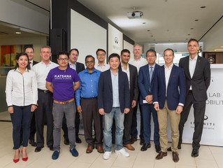 Infiniti Lab introduces the Smart Mobility Program
