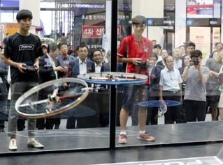 """""""배 가라앉자 탈출 유도"""" 생생한 VR 체험…4차산업혁명 눈앞에"""