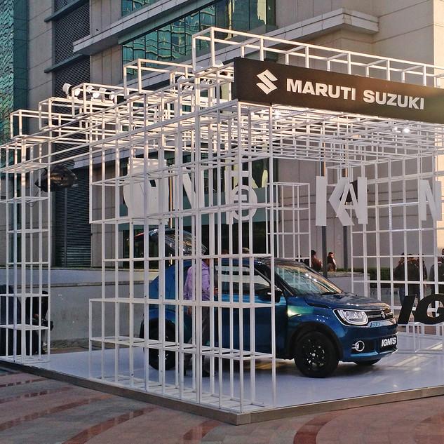 Maruti Ignis Launch