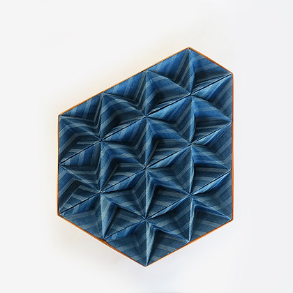 IsoWeave 1 -Blue Silk