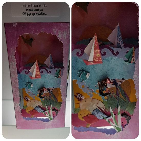 Boîte à rêve océan n°1