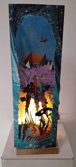 Boîte à rêve océan n°3