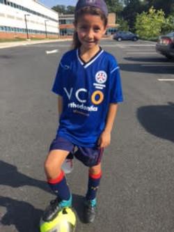 Arlington Soccer Jerseys!
