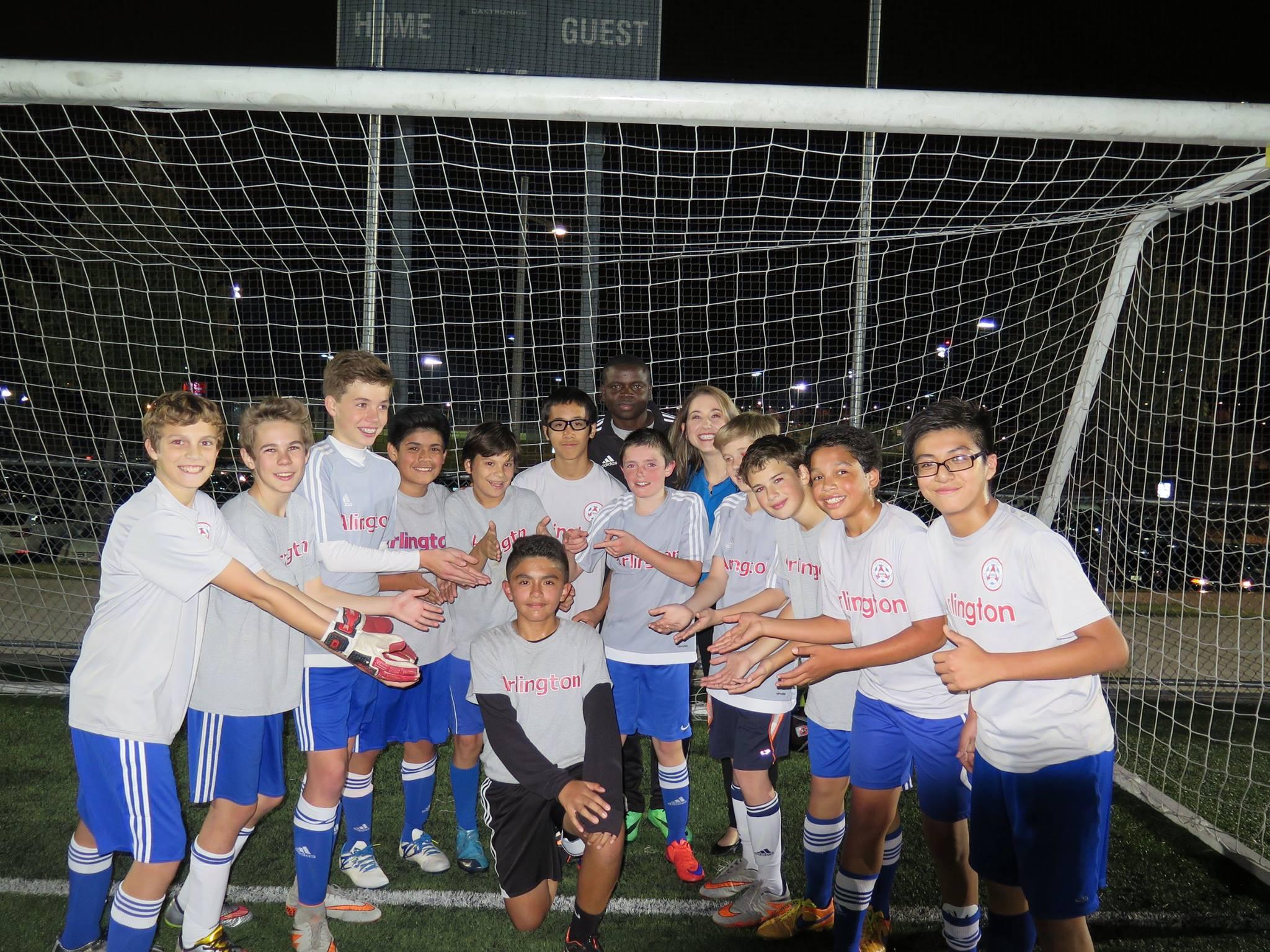 Arlington Soccer Scholarship