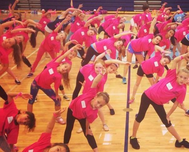 Yorktown Dance Team!