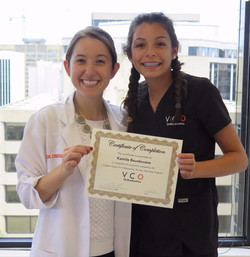 Summer Orthodontic Externship