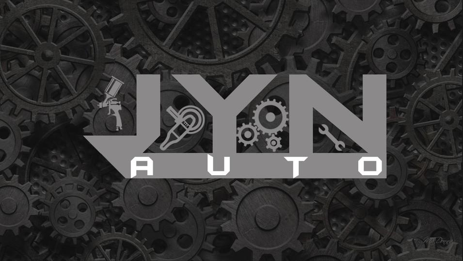 JYN AUTO Logo