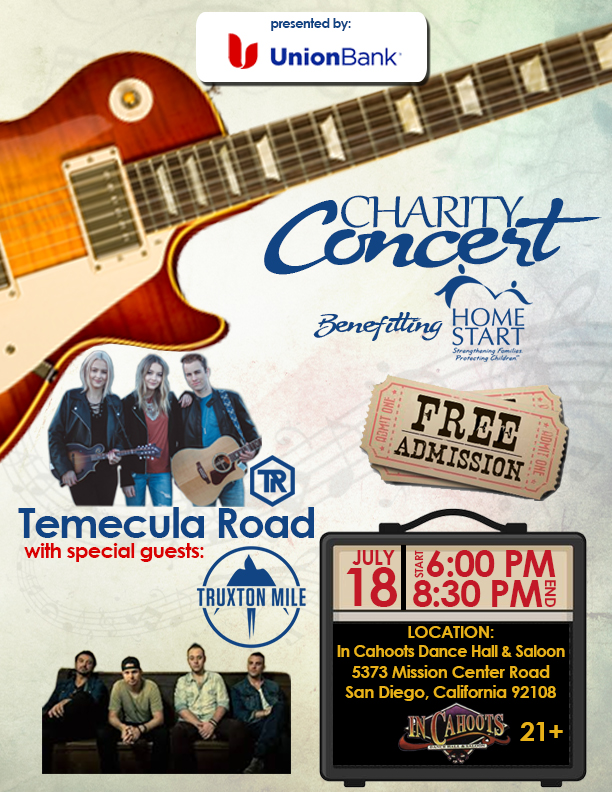 Union Bank Charity Concert Flyer FINAL