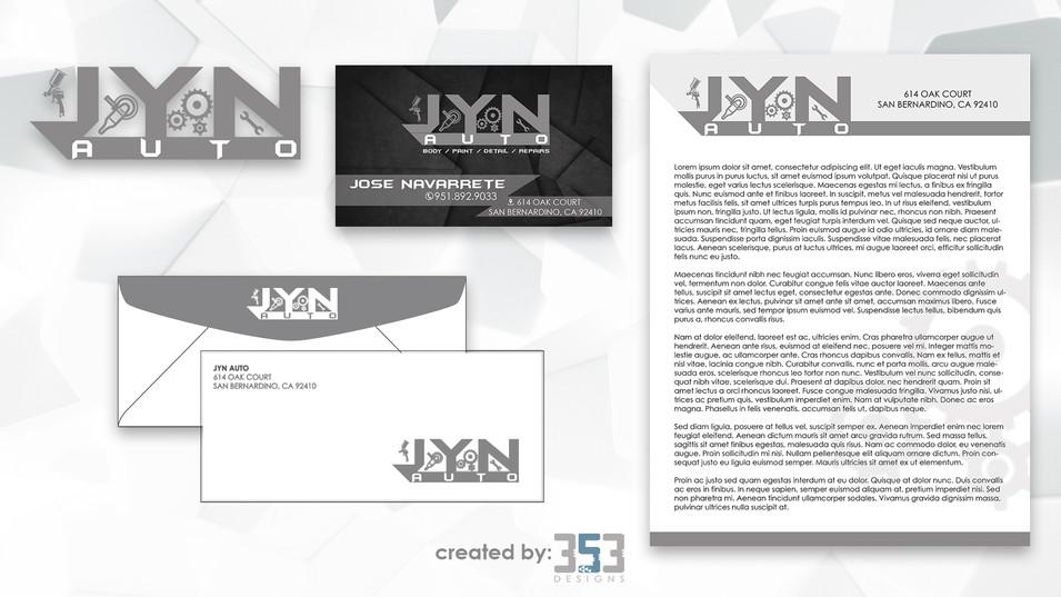 JYN Branding Package