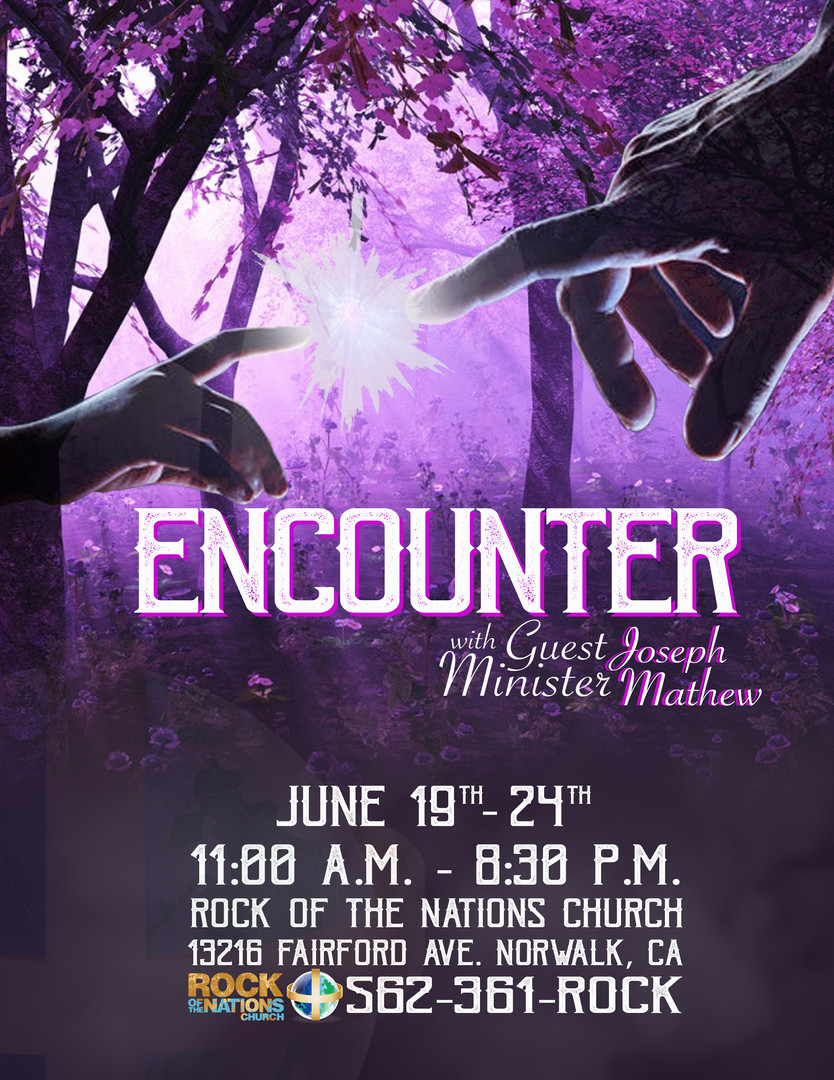 Encounter Flyer