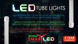 LED TUBE LIGHTS