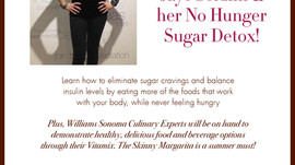 Henri Bendel Welcomes Health Coach Jaye Seidlin & Her No Hunger Sugar Detox