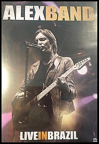 SIGNED Live In Brazil DVD